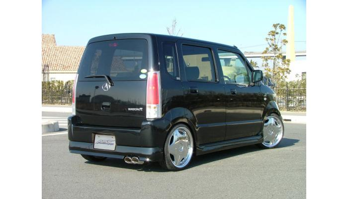 SUZUKI:WAGON R / WAGON R STINGRAY の拡大写真